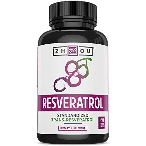 Zhou Resveratrol Supplement   Healt…