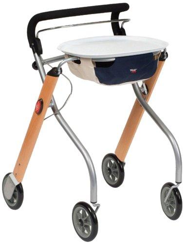 Lets go rollator (voor gebruik in huis).