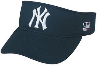 34bf6b7b52c6d FREE Shipping. OC Sports New York Yankees MLB Sun Visor Golf Hat Cap Navy  Blue w White