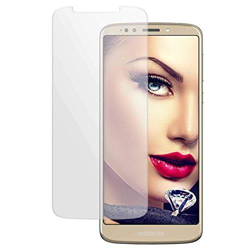 mtb more energy Proteggi Schermo in Vetro temperato per Motorola Moto E5 (5.7'') - Pellicola Protettiva Salvaschermo Vetrino