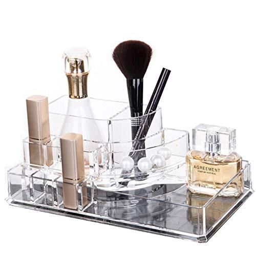 Acryl Make-up Organizer, helder opbergen, display voor cosmetica, nagellak, lak, schrijfwaren, kunsthandwerk, slaapkamer/badkamer/kamer/comfortabel voor je leven