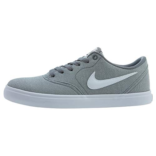 Nike SB Check Solar CNVS, Chaussures de Fitness Mixte Adulte, Gris (Cool Grey/White/Black 003), 42.5 EU
