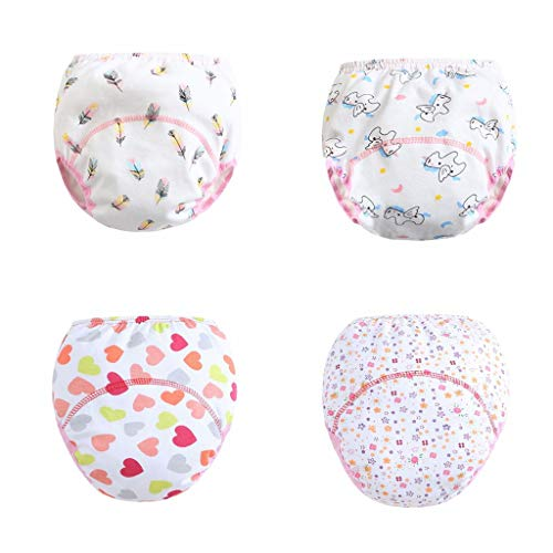 Lovely Baby Underwear Potty Training Pants Boys/Grils Toddler Cute Reusable...