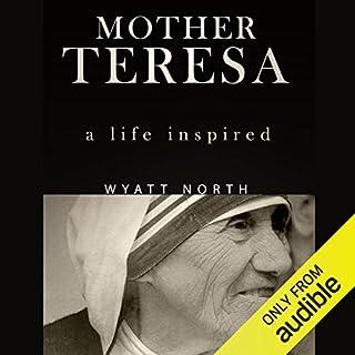 Mother Teresa audiobook cover art