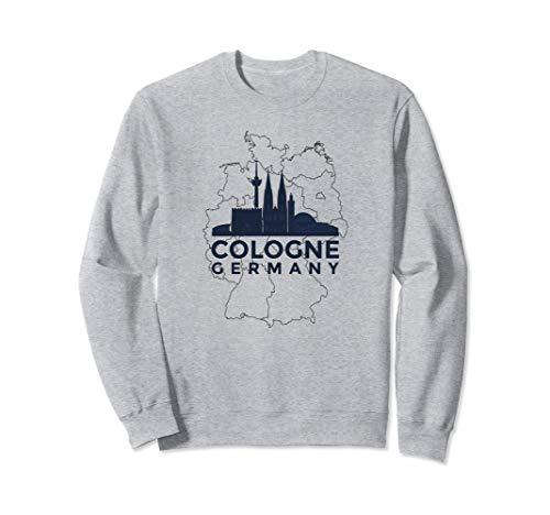 Köln Deutschland Köln Deutsch Sweatshirt