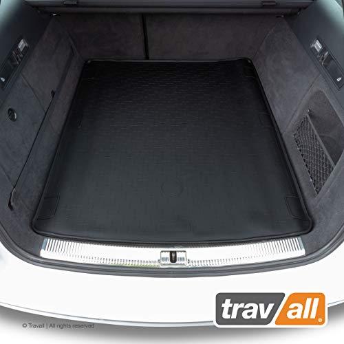 Travall CargoMat Liner Kofferraumwanne Kompatibel Mit Audi A6 Avant (Ab 2011) A6 Allroad (Ab 2012) TBM1063 - Maßgeschneiderte Gepäckraumeinlage mit Anti-Rutsch-Beschichtung