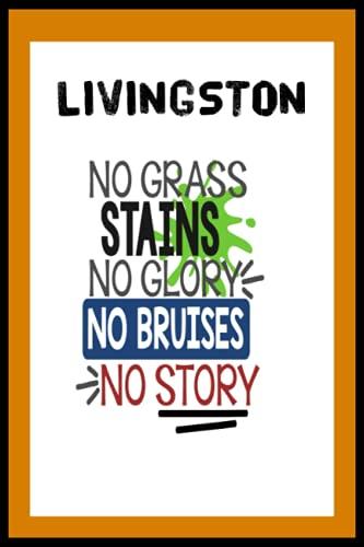 Livingston: Quick Journal, Livingston FC Journal, Livingston Football Club, Livingston FC Diary, Livingston FC Planner, Livingston FC