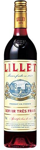 Lillet Rouge französischer Aperitif 0,75l (17% Vol) -[Enthält Sulfite]