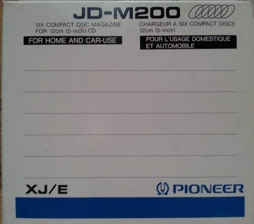 JD-M200 Pioneer 6 disc