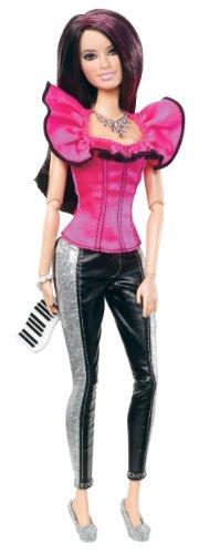 Mattel W3900 - Barbie Fashionistas Raquelle, Puppe