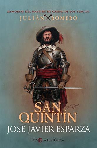 San Quintín (Novela histórica) eBook: Esparza, José Javier: Amazon.es:  Tienda Kindle