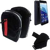 K-S-Trade Outdoor Belt Pouch Holster Shoulder Bag For