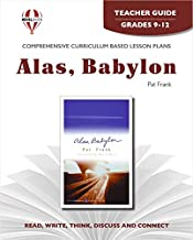 Alas, Babylon - Teacher Guide by Novel Units