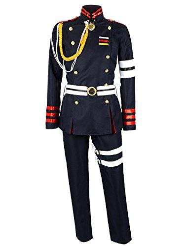 CoolChange Seraph of The End Cosplay Uniform von Guren Ichinose, Größe: L