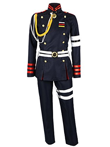 CoolChange Seraph of The End Cosplay Uniform von Guren Ichinose, Größe: S