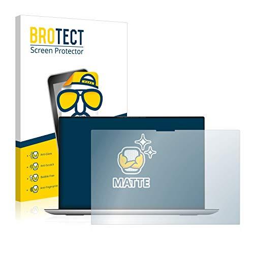 BROTECT Protector Pantalla Anti-Reflejos Compatible con DELL XPS 17 9700 Touch Película Mate Anti-Huellas