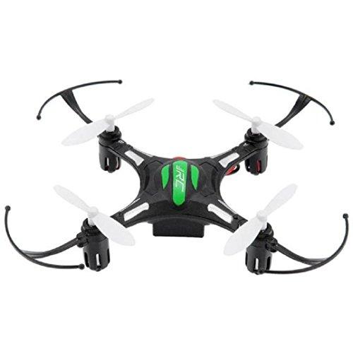 Amcool Komisch Flugspielzeug, Mini 2.4G 4CH 6 Achse RTF RC Quadcopter LED Nacht Beleuchtung CF ModusSpielzeug Geschenk