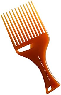 Cricket Ultra Smooth Hair Pick Comb infused with Argan Oil, Olive Oil and Keratin