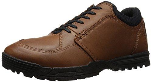 5.11 Footwear (ACK, LLC) 5.11 Pursuit Schnürschuh für Herren, Dunkelbraun, Braun (Dunkelbraun), 47 EU
