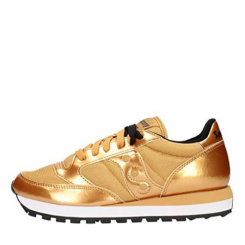 Sneakers Jazz Original in Pelle Metallizzata 8