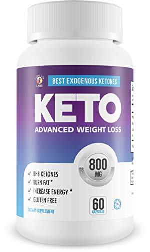 Best Exogenous Ketones - Keto Salts - Advanced Weight Loss - Help to Induce Quicker ketosis - Sodium Beta Hydroxybutrate - Burn Fat in Ketosis and Reach The Ultra Apex Keto Pinnacle of Fat Burn - BHB 1