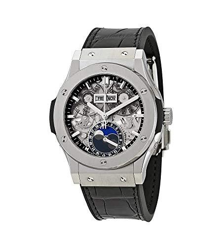 Hublot 547.NX.0170.LR - Reloj automático para Hombre Fusion Aerofusion Moonphas.