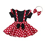 MRULIC Baby Mädchen Outfits Kleidung Bowknot Weste Tops + Plaid Shorts Hosen Sets Anzug 1-6 Jahre(X4-Weiß,110)
