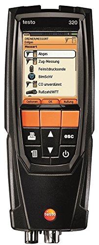 Testo 320 Basic, Effizientes Abgas-Analysegerät, NEU