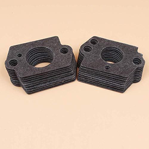 FEIFUSHIDIAN Ersatz-Vergaser-Dichtungssatz für Stihl 024 026 MS240 MS260 FS87 FS90 FS100 FS110 HT 100 101 HL 100 90 KM 90 100 BR 400 420 320 380 Druck