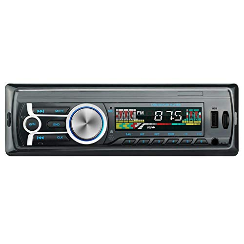 Youn RM-JQ1784C 1 Din Auto in-Dash Stereo Audio FM Bluetooth Hoofdeenheid MP3 Speler