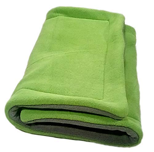 Pet Anti-Pill Fleece Cage Liner - 18' x 30' Plush...