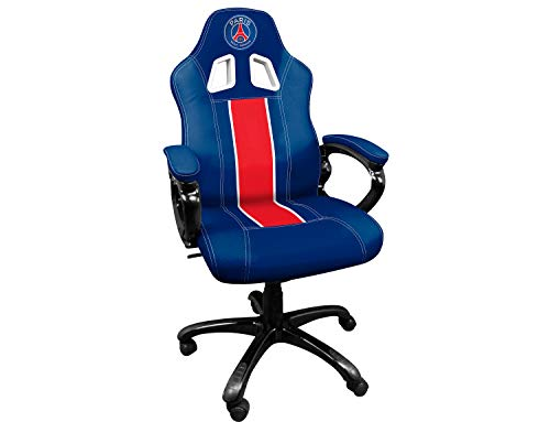 Siege gaming baquet - Fauteuil gamer avec assise ergonomique - Chaise de bureau et de jeu pivotante
