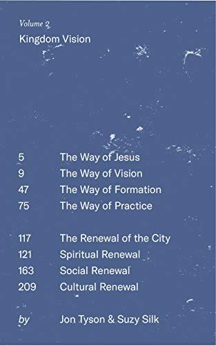 Kingdom Vision (Foundations Book 2) (English Edition)