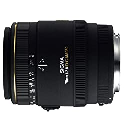 Sigma 70 mm F2,8 EX DG Makro-Objektiv [Amazon Link]