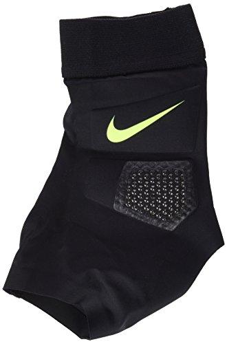 Nike Hyperstrong Strike Knöchelschoner, schwarz, L