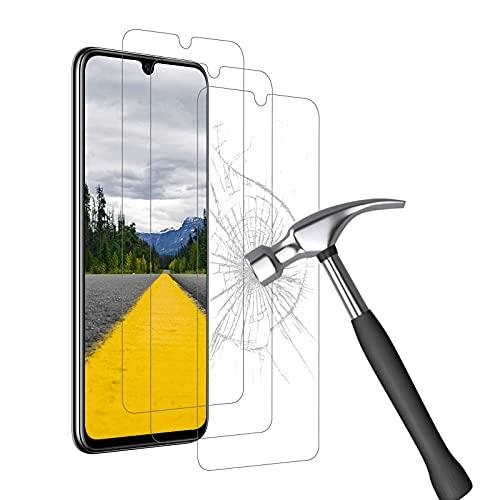 [Lot de 3] Verre Trempé pour Huawei P smart 2019 / Honor 10 Lite Dureté 9H Film de Protection D'écran HD Ultra Transparent 0,33 mm pour Huawei P smart 2019 / Honor 10 lite [Transparent]