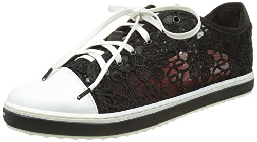 Desigual Supper Happy Lace, Scarpe da Ginnastica Basse Donna