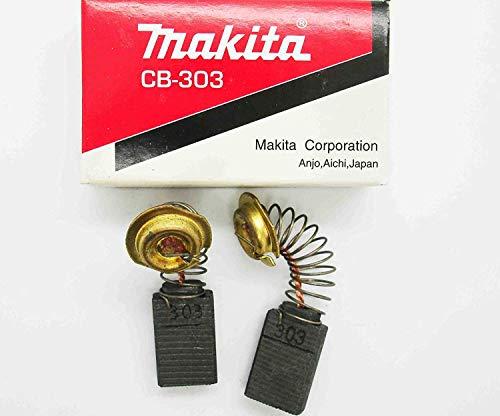 Makita Kohlebürsten Flex 9541 9542 CB302 191959-3 CB-302 (1 Paar) MK2