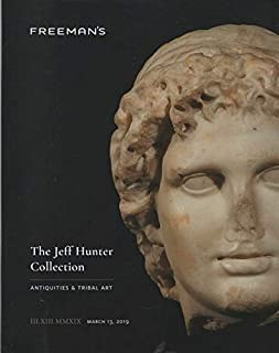 The Jeff Hunter Collection: Antiquities & Tribal Art, March 13, 2019
