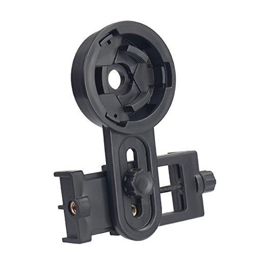 WEISHAZI Adaptador Universal De Cámara Para Teléfono Móvil Adaptador Para Teléfono Inteligente Telescopio Clip De Montaje