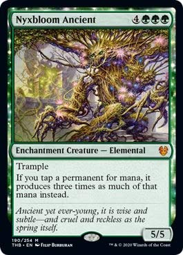 Magic: The Gathering - Nyxbloom Ancient - Theros Beyond Death
