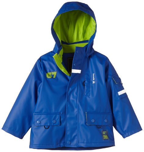 Kamik Kinder Regenjacke Rescue Team 67, Olympian Blue, 110