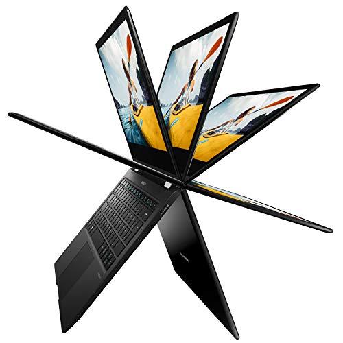 Medion E3221 - Notebook convertibile Full HD Touch Convertibile (Intel Celeron N4000, 4 GB DDR4 RAM, 128 GB di memoria flash, Win 10 Home S, colore: Nero