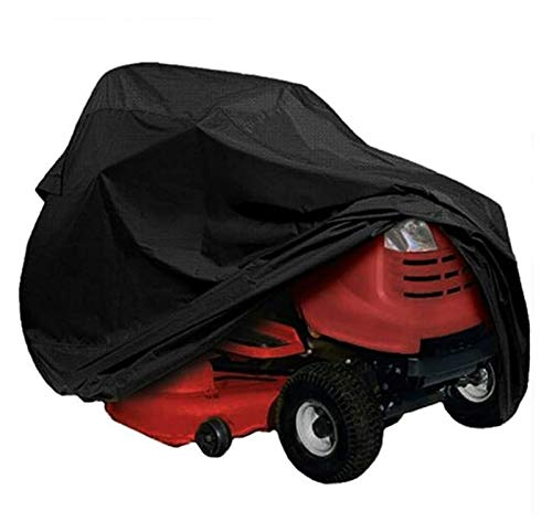 La Funda para segadoras no es fácil de agrietar y Resistente al Desgaste, Tela Oxford Impermeable, Protector Solar para Tractor, Tractores, Hojas caídas, Funda Protectora (Color : XS)