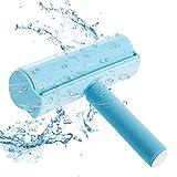 Kimitech 粘着 クリーナー 業務用粘着クリーナー 粘着ローラー ほこり取り 水洗え 埃 髪 毛取り 掃除ローラー 掃除用品 おしゃれ
