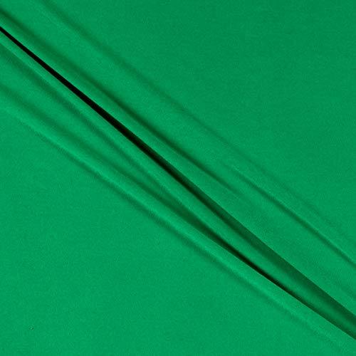 Telio Stretch Bamboo Rayon Jersey Knit Shamrock Fabric by the Yard