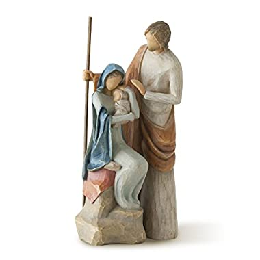 Willow Tree Nativity, The Holy Family