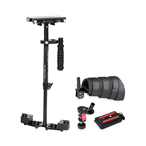 "FLYCAM HD-3000 Micro Balancing 60cm/24"" Handheld Steadycam Stabilizer with Arm Support Brace..."