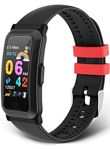 moreFit Kids Fitness Tracker, New Upgraded Waterproof...