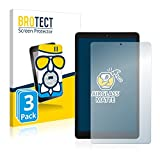 BROTECT Protector Pantalla Cristal Mate Compatible con Alcatel One Touch Pixi 3 10' Protector Pantalla Anti-Reflejos Vidrio (3 Unidades)